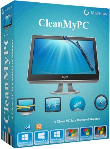 CleanMyPC 1.10.8 Crack Plus Activation Code Full Version