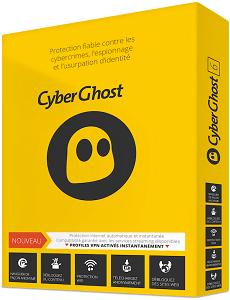 CyberGhost VPN Crack v8.2.7018 + Keygen LifeTime
