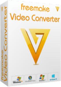 Freemake Video Converter 4.1.12.52 Crack + Serial Key