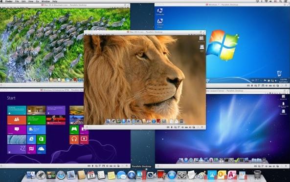 Parallels Desktop 16.1.3.49160 Crack + License Key Full Version
