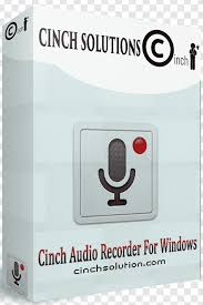 Cinch Audio Recorder 4.0.2 Crack With Serial Number Latest