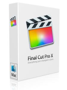 Final Cut Pro X 10.5.1 Crack + License Key Latest