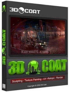 3D Coat 4.9.70 Crack With Serial Key Full Download