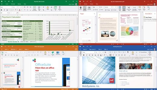 OfficeSuite Pro APK 11.2.34540 Crack Download [Life Time]