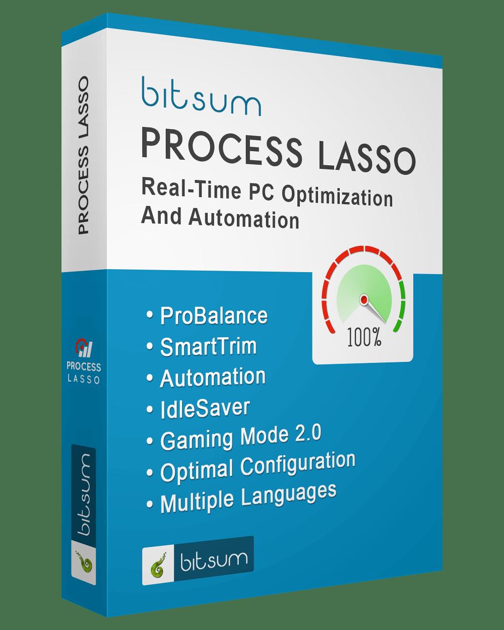 Process Lasso Pro 9.9.4.91 Crack With License Key Latest