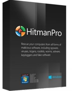 Hitman Pro 3.8.20 Crack with Product Key Download
