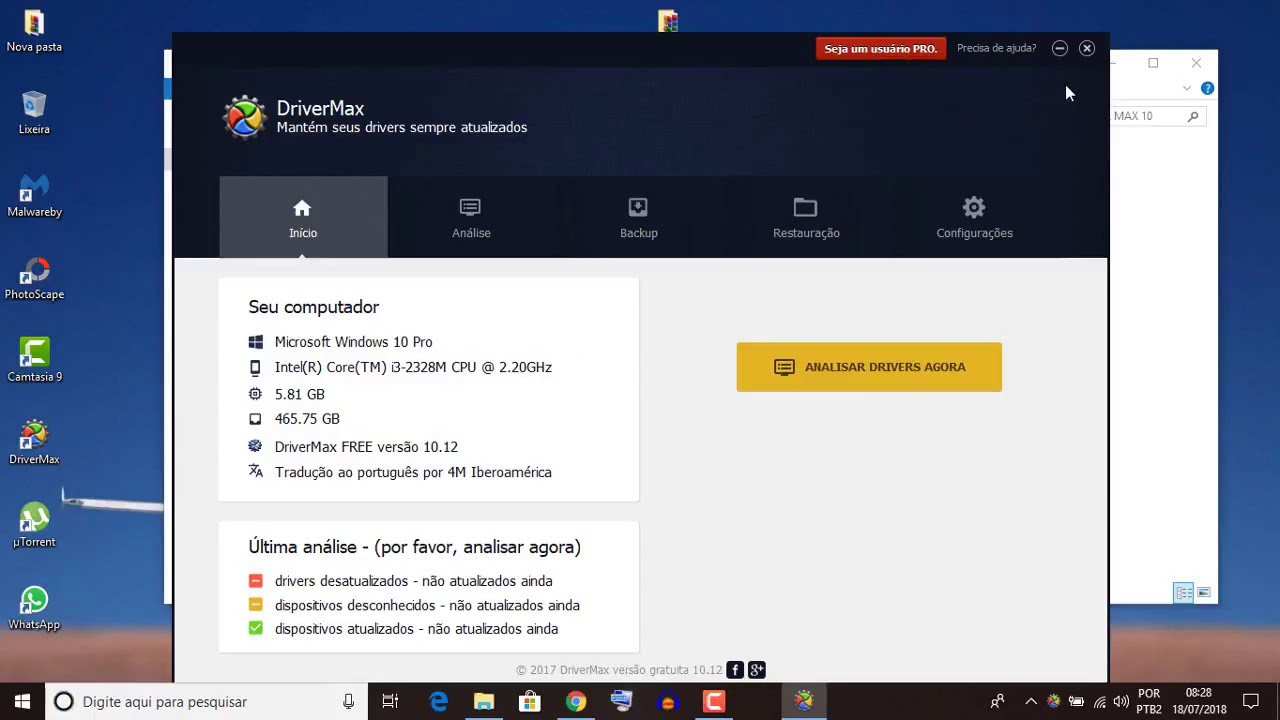 DriverMax Pro 12.11.0.6 Crack + License Key Download