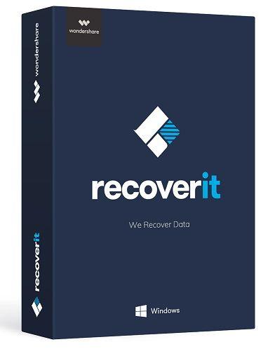 Wondershare Recoverit 9.0.10.12 Crack With Keygen Free