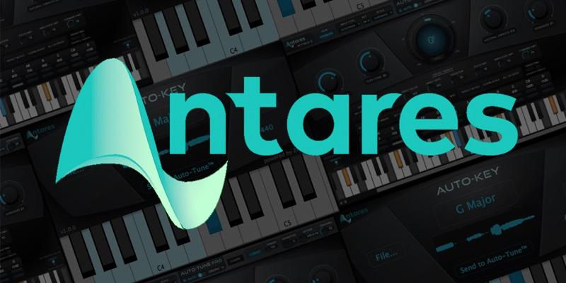 Antares AutoTune Pro 9.1.1 Crack + Serial Key Latest Version