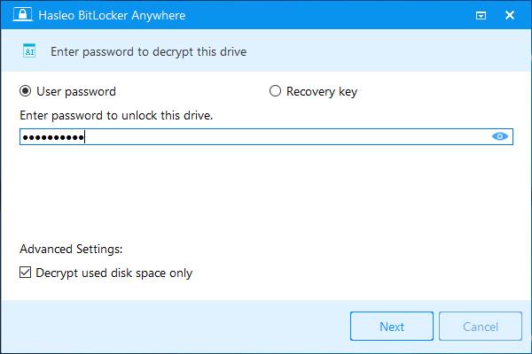 Hasleo BitLocker Anywhere 8.0 Crack + Activation Key Free 2021