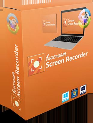 IceCream Screen Recorder Pro 6.23 Crack + Activation key Free