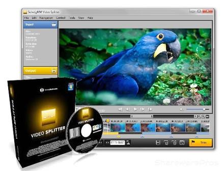 SolveigMM Video Splitter 7.6.2011.05 Crack + License Key Latest