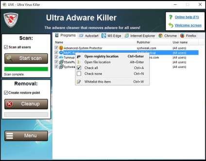 Ultra Adware Killer 9.6.2.0 Crack + Product Key With Latest Version