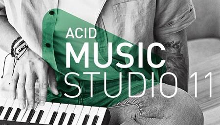 ACID Music Studio 10.11 Crack Full Keygen Download