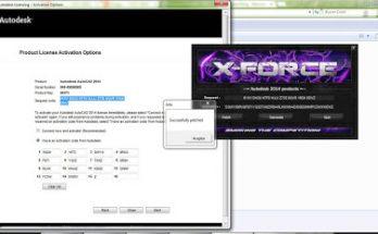 XForce Crack for AutoCAD + Keygen Key Latest Version 2021