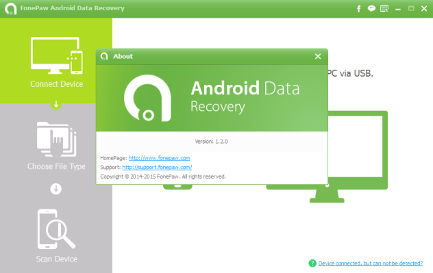 FonePaw Android Data Recovery 3.9.0 Crack + Registration Code Latest Free