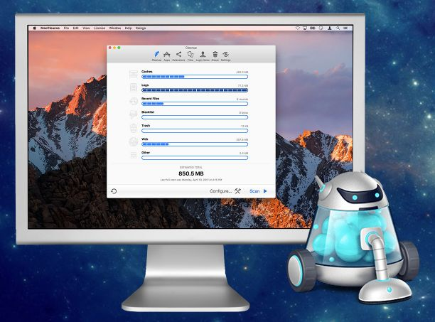 MacCleanse 9.0.8 Crack PRO + Serial Number Download 2021