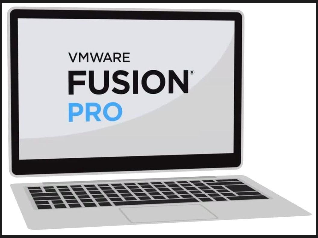 VMware Fusion Pro 12.1.2 (Build 17964953) Crack With Mac Free