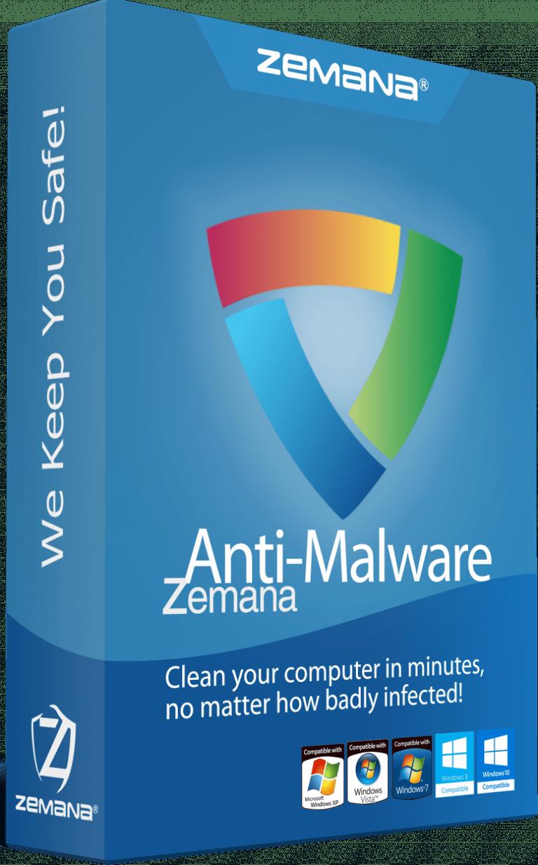 Zemana AntiMalware Premium 3.2.29 Crack + License Key Download