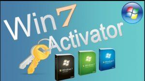 Windows 7 Activator Crack Product Key Latest Version