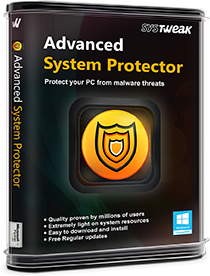 Advanced System Protector 2.3.1001.27010 + Serial Key Latest 2021