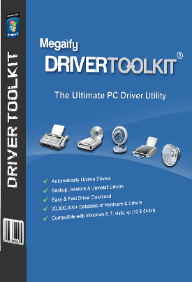 Driver Toolkit 8.9 Crack With Keygen Latest Download
