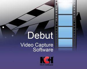 Debut Video Capture 7.32 Crack + Registration Code Latest 2021