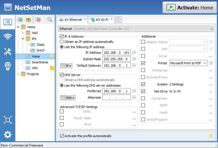 NetSetMan Pro 5.0.6 Crack + License Key Full Download 2021