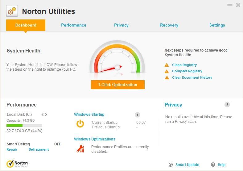 Norton Utilities Crack 17.0.8.60 With Activation Code Full Download