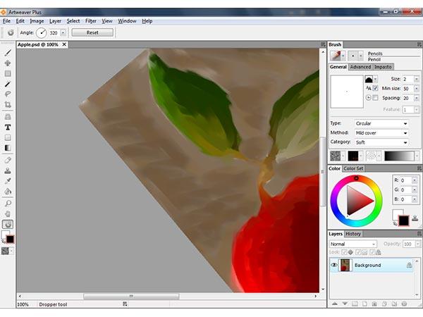 Artweaver Plus 7.0.9.15508 Crack + License Key 2021 Download