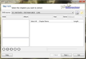 DVD Audio Extractor 8.2.0 Patch & License Key Free 2021