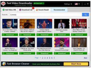 Fast Video Downloader 4.0.0.10 Crack With Registration Key Free 2021