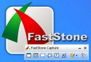 FastStone Capture 9.6 Crack + Serial Key Latest Version 2021