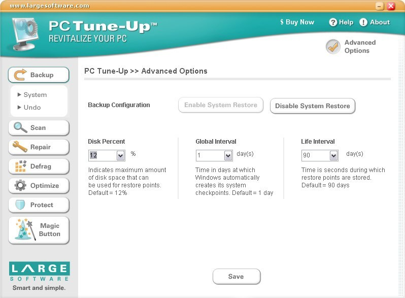 Large Software PC Tune-Up Pro 7.0.0.0 With Crack Latest New