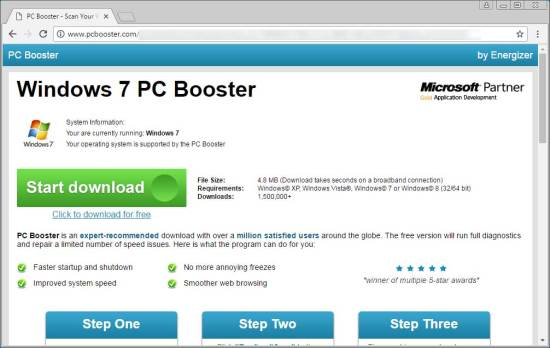 PC Booster Premium 3.7.5 Free Download with License Latest 2021