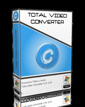 Total Video Converter 9.2.52 Full Crack + Serial Key Free