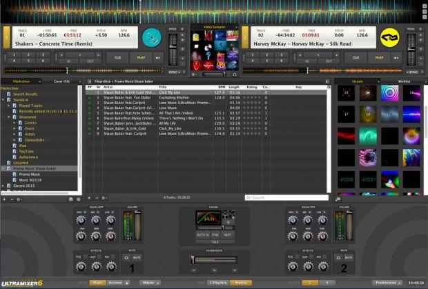 UltraMixer 6.2.10 Crack + Activation Key Full Version 2021