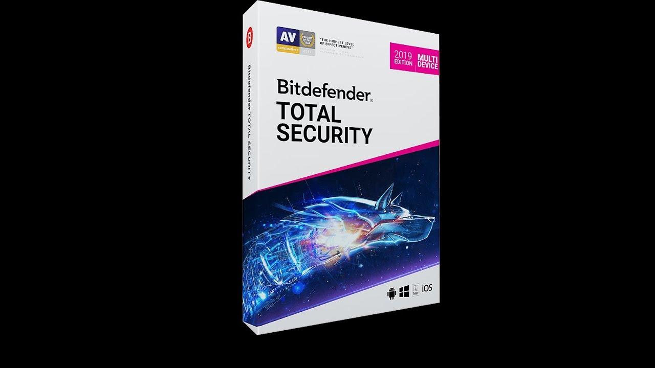 Bitdefender Total Security 2022 Crack + Activation Code Latest