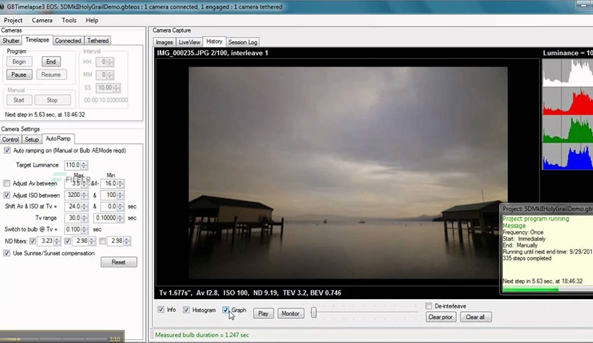GBTimelapse Pro EOS 4.1.9.0 With Cracked Full Download 2021