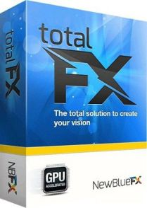 NewBlueFX TotalFX 7.7.3 Crack + Activation Key Latest New