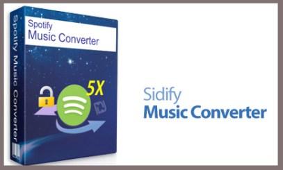 Sidify Music Converter 2.4.0 Crack 2021 Full Working Latest