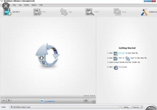 iDealshare VideoGo Crack 7.1.1.7235 Latest Full Download