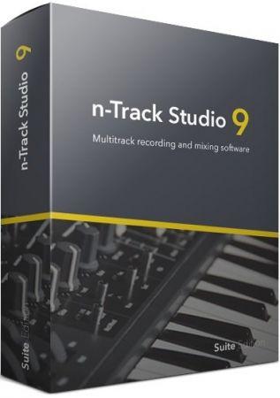 n-Track Studio Suite 9.1.5.4294 Crack & License Key Download 2021