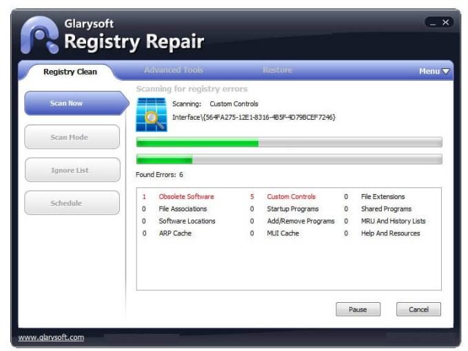Glary Registry Repair 5.0.1.122 With Crack Latest New 2022