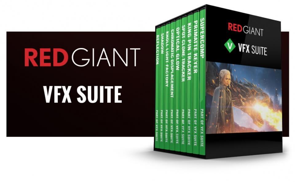 Red Giant VFX Suite 1.5 Crack + License Key Full Download 2021