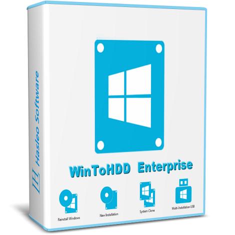 WinToHDD Enterprise 5.4 Crack & License Key New 2022